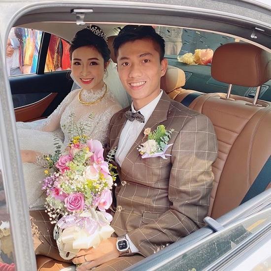 Yêu 5 tháng phải cưới vội, vợ Phan Văn Đức lần đầu tiết lộ nguyên nhân khó ngờ phía sau-3