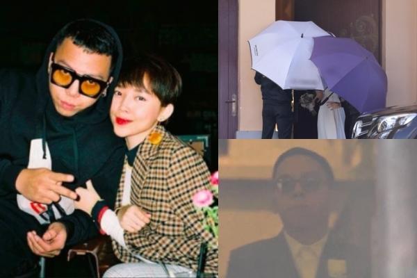 Tóc Tiên - Hoàng Touliver và những hôn lễ bí mật trong showbiz Việt-1