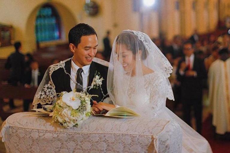 Tóc Tiên - Hoàng Touliver và những hôn lễ bí mật trong showbiz Việt-11