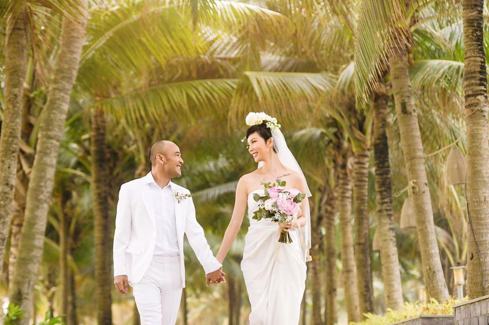 Tóc Tiên - Hoàng Touliver và những hôn lễ bí mật trong showbiz Việt-13
