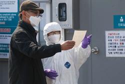 Hàn Quốc: Thêm 52 trường hợp dương tính với virus corona, tổng cộng 82 người đã lây từ bệnh nhân 'siêu lây nhiễm'