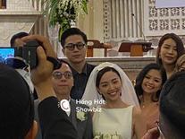 Đám cưới Tóc Tiên - Hoàng Touliver