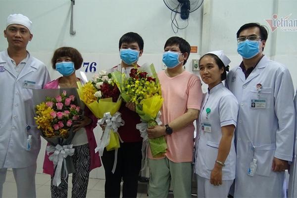Bức thư gia đình Trung Quốc nhiễm Covid-19 gửi bệnh viện Chợ Rẫy-1