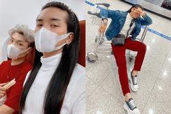Bất chấp virus corona bùng phát ở Hàn Quốc, BB Trần và người tình đồng giới vẫn lao vào tâm dịch