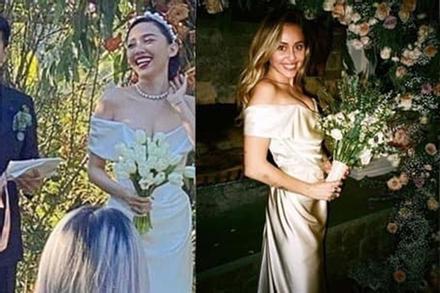 Váy cưới giá 8.600 USD của Tóc Tiên