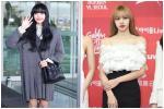 Lisa (BlackPink) cùng các sao Hàn để tóc xoăn mỳ tôm-9