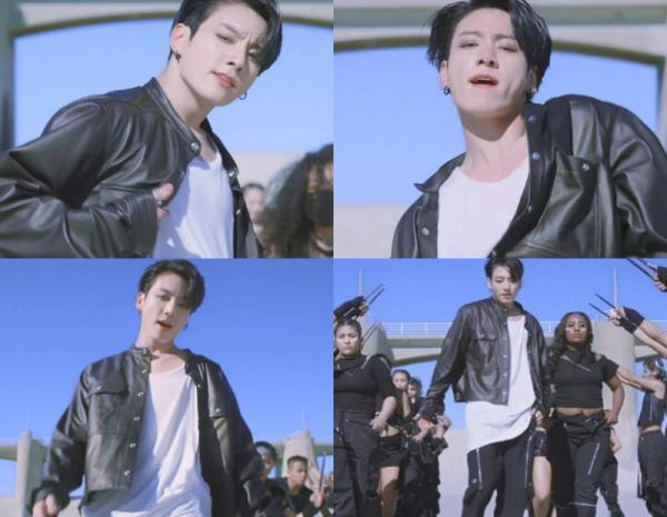 Nhảy sung quá mức, cậu út BTS vô tình lộ điểm nhạy cảm trong MV mới-3