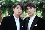 Vẻ đẹp khó cưỡng của nam thần mới trong làng đam mỹ Thái Lan-16