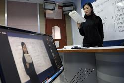 Giáo viên Trung Quốc bị cấm cửa dạy livestream vì mô tả bộ phận sinh dục
