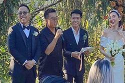 Cô dâu Tóc Tiên thổ lộ 'cô đơn quá' ngay giữa đám cưới với Hoàng Touliver