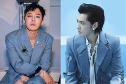 G-Dragon và dàn mỹ nam châu Á thích mặc đồ màu xanh khi dự sự kiện