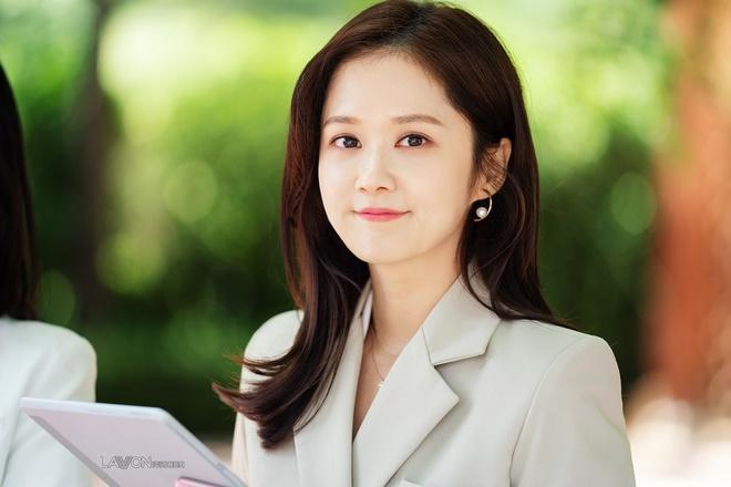 Jang Nara đã làm gì để trông trẻ hơn hẳn dàn diễn viên cùng tuổi 38?-1