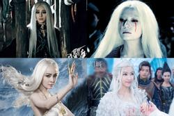 Phạm Băng Băng, Triệu Vy và dàn sao Hoa ngữ, ai mới là mỹ nhân tóc bạc đẹp nhất màn ảnh?