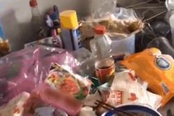 CLIP: Phòng kí túc xá nam siêu bẩn, bốc mùi hôi rình khiến người xem ám ảnh