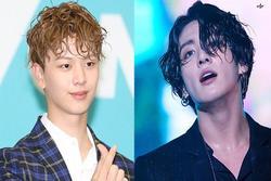 Jungkook (BTS) và dàn sao Hàn bị fan phát hiện mặc đồ giống nhau