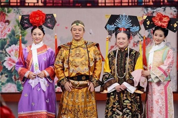 Khán giả khó chịu khi dàn sao Hoàn Châu cách cách liên tục hội ngộ-2