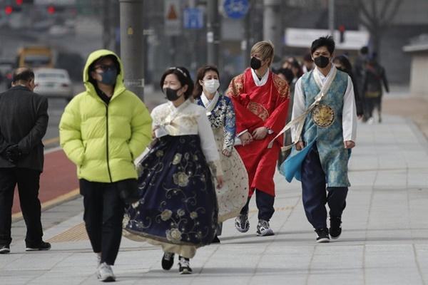 123 ca nhiễm virus corona mới ở Hàn Quốc, tổng số 556-1