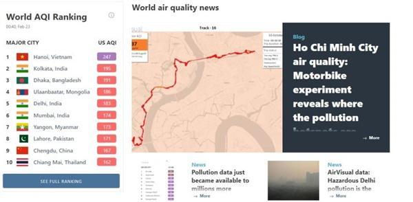 Không khí Hà Nội ô nhiễm nhất thế giới, cảnh báo khẩn cấp về sức khỏe-2