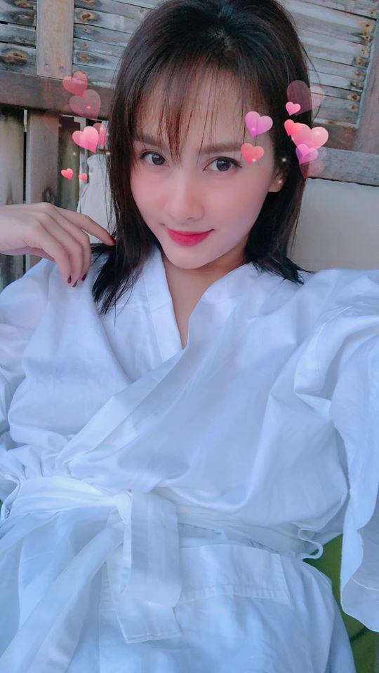 Vừa khoe nhà tiền tỷ, Bảo Thanh lên đời phong cách với tóc mái lưa thưa lạ mắt-2