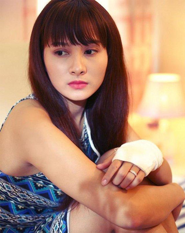 Vừa khoe nhà tiền tỷ, Bảo Thanh lên đời phong cách với tóc mái lưa thưa lạ mắt-4