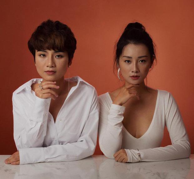 Sau tin đồn rạn nứt tình cảm với bạn đồng giới, MC Quỳnh Chi bất ngờ mong muốn có một đám cưới ấm áp như Tóc Tiên-4