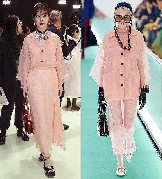 Mặc váy hàng hiệu xa xỉ, IU bị Knet chê bai còn thua mặc đồ rẻ tiền-3