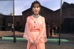 Mặc váy hàng hiệu xa xỉ, IU bị Knet chê bai còn thua mặc đồ rẻ tiền