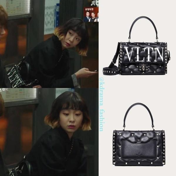 Đâu chỉ cá tính, nữ chính phim Itaewon Class còn sở hữu bộ sưu tập đồ hiệu khiến ai nấy phải trầm trồ-10
