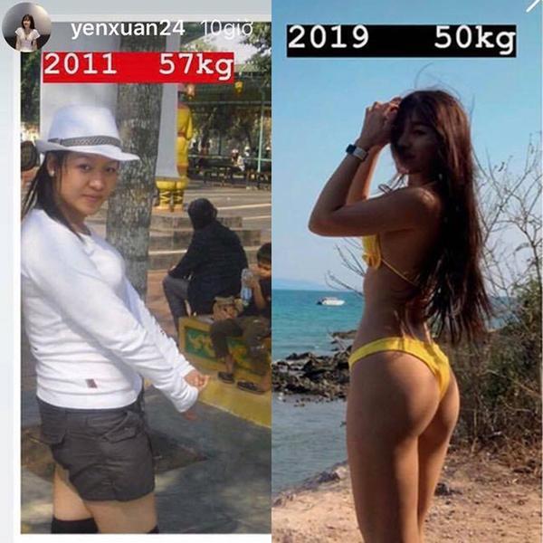 Đăng lại ảnh cũ, bạn gái thủ môn Đặng Văn Lâm khiến ai cũng sốc với ngoại hình béo ú-1