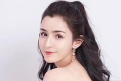 Nhan sắc mỹ nhân Tân Cương bị đồn lộ clip nóng với Huỳnh Hiểu Minh