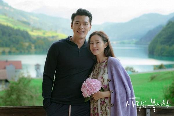Son Ye Jin mang thai với Hyun Bin trong cái kết thực sự của Hạ cánh nơi anh?-2