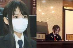 Hơn 20 tuổi làm thư ký tòa án, nhan sắc cô gái trẻ khiến ối người ngã ngửa