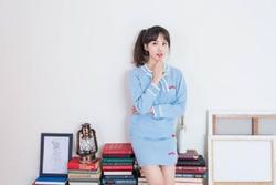 Nữ MC Hàn Quốc nghi nhiễm Covid-19
