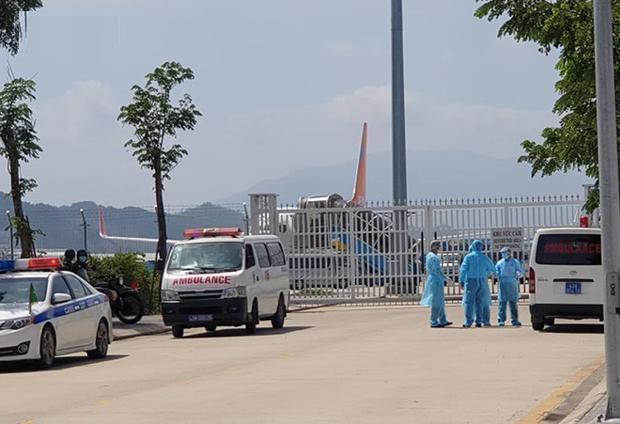 Đà Nẵng cách ly theo dõi sức khỏe 80 người đến từ Hàn Quốc-1