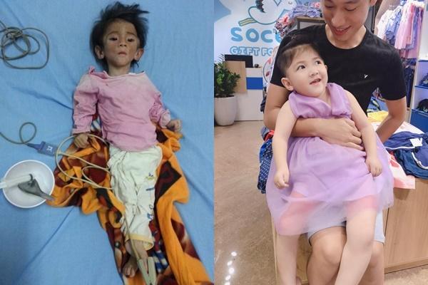 Cuộc sống của cô gái trẻ sau 4 năm nhận nuôi bé gái suy dinh dưỡng ở Lào Cai-1