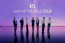 Concert của BTS bị hoãn vô thời hạn do Chính phủ đóng cửa sân vận động
