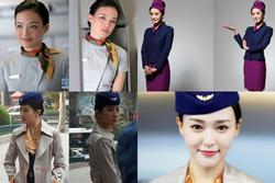 Thư Kỳ, Dương Mịch và những nàng tiếp viên hàng không trên màn ảnh Hoa ngữ