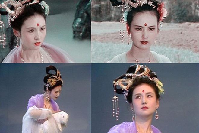 Hằng Nga xinh đẹp kinh điển trên màn ảnh: Mỹ nhân giàu có và bí ẩn nhất Tây Du Ký-2