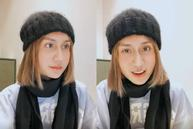 Lynk Lee xinh ngất ngây trong tạo hình 'cô bé mùa đông' khi cover ca khúc mới của Mỹ Tâm
