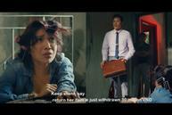 Khả Như chơi bài bị bắt, Kiều Minh Tuấn mang tiền đến chuộc 'vợ hờ'