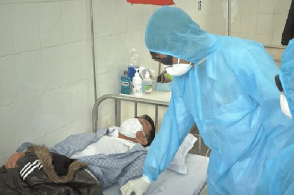 Người nhiễm Covid -19 thứ 16 tại Việt Nam đã khỏi bệnh-1