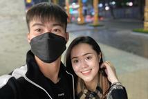 Bà xã Đỗ Duy Mạnh bị soi gương mặt khác lạ sau gần 3 tuần lấy chồng