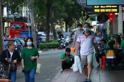 'Tôi ở TP. HCM an toàn nhưng cứ nghĩ tới gia đình tại Hàn là lo lắng'