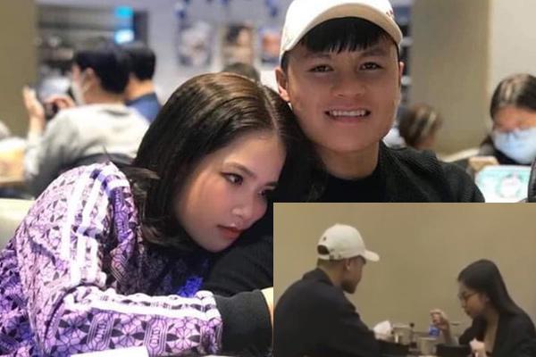 Lộ clip đi ăn với Nhật Lê, Quang Hải bị soi đội cùng chiếc mũ trong bức ảnh tình tứ bên bạn gái mới-4