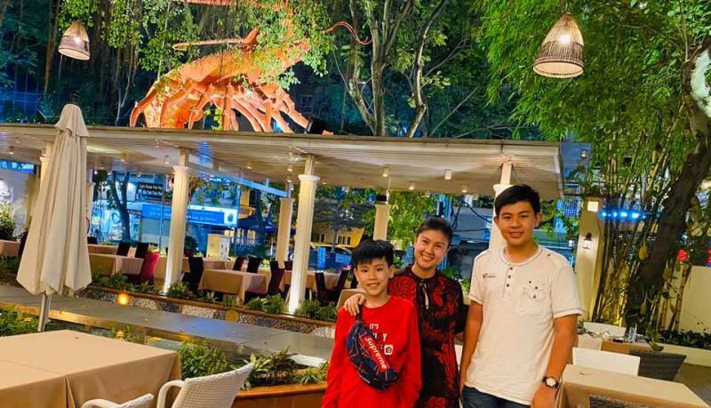 Diễn viên Kim Thư khoe ảnh hai con trai khiến nhiều người bất ngờ-1