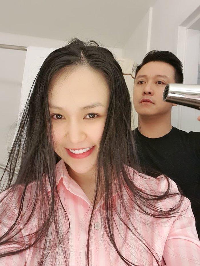 Hương Baby chính thức lên tiếng về thông tin đã ly hôn Tuấn Hưng-3
