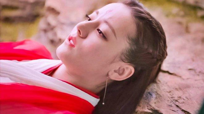 Vì sao Dương Mịch chỉ mất vài phút đã át vía người đẹp Tân Cương Địch Lệ Nhiệt Ba?-3