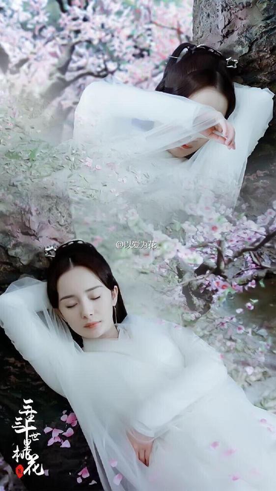 Vì sao Dương Mịch chỉ mất vài phút đã át vía người đẹp Tân Cương Địch Lệ Nhiệt Ba?-8