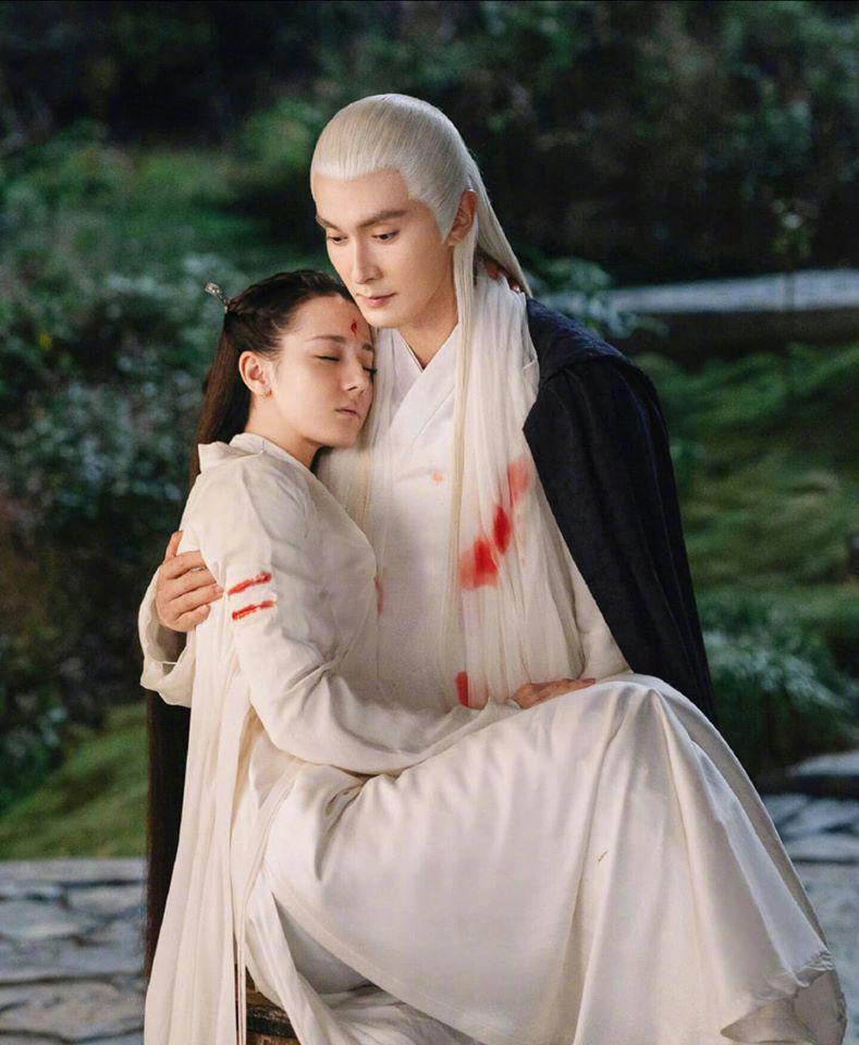Vì sao Dương Mịch chỉ mất vài phút đã át vía người đẹp Tân Cương Địch Lệ Nhiệt Ba?-10