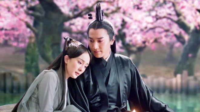 Vì sao Dương Mịch chỉ mất vài phút đã át vía người đẹp Tân Cương Địch Lệ Nhiệt Ba?-9